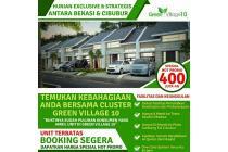 Rumah minimalis Islami Kranggan Cibubur dekat Jakarta Timur