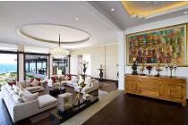 Villa didekat Pandawa Beach 6 Kamar, Pemandangan Laut dan Gunung