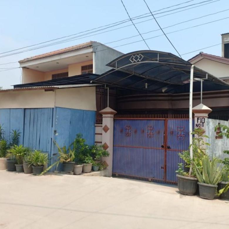 Dijual, rumah, Dadap, Villa taman bandara, 8x18,8, #VenWaw