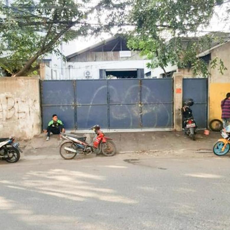 Dijual Gudang Lokasi Strategis Jakarta Utara