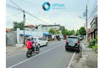 Jual Cepat Tanah Strategis+ Ijin Hotel di Tengah Kota Jogja Timur Malioboro