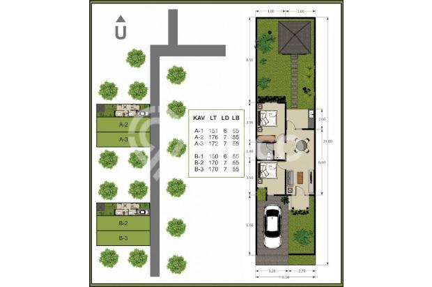 Rumah Dijual di Daerah Gamping Yogyakarta dekat Jalur Bandara Baru 15645475