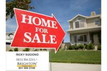 Rumah Wiyung2an Hook dijual