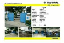 dijual Pabrik jln Manyar-WAW-VEN