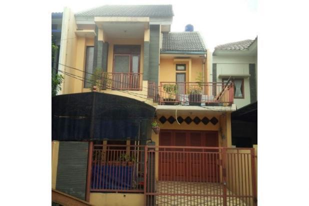 Rumah dua lantai kokoh di galaxi park 7607949