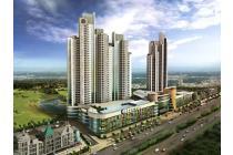 VISTA--Apartemen Adhiwangsa lenmarc 3 BR Kosongan