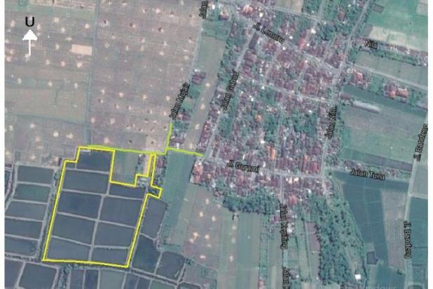 Tanah Investasi Termurah di Bali, Kab Negara 4692923