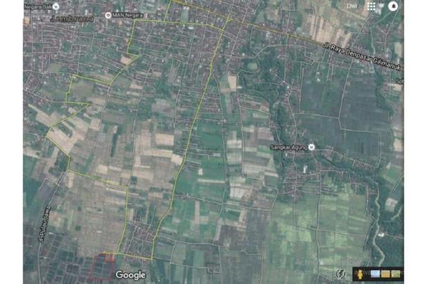 Tanah Investasi Termurah di Bali, Kab Negara 4692928