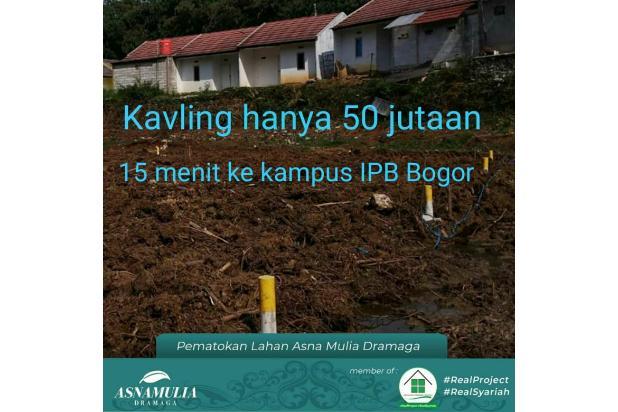 Rp59,9jt Tanah Dijual
