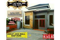 Jual Rumah di Semarang Mewah dekat Java Mall siap Huni SHM IMB