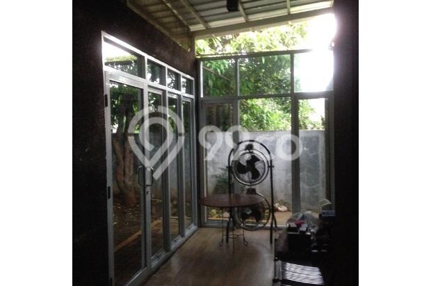 Ruang Kerja full kaca menghadap taman 4914714