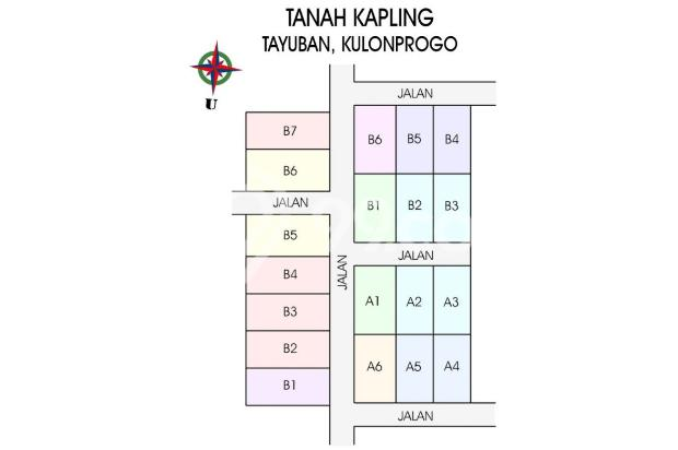 Tanah Kaveling Daendels: Cicil 12X Tanpa Bunga 17267022