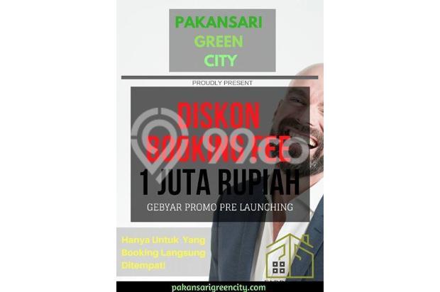 Rumah Kota Bogor premium Termurah 15422341
