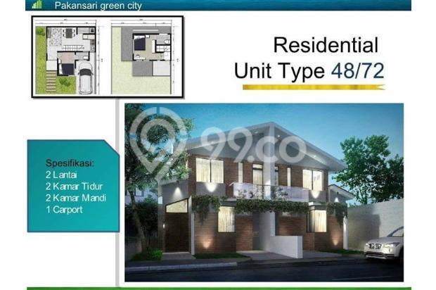 Rumah Kota Bogor premium Termurah 15422343