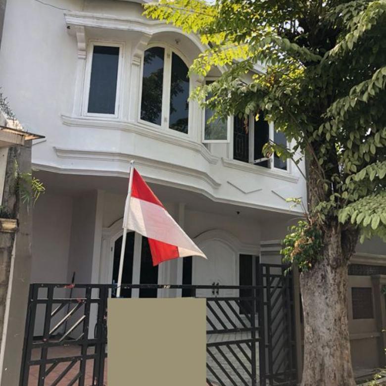 rumah bagus di villa kelapa dua pos pengumben mp4764jl