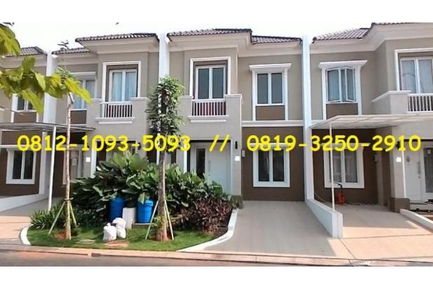 Rumah Baru di MONACO Village, lokasi strategis, Uk 6x15 (ada tanah lebih) 13697145