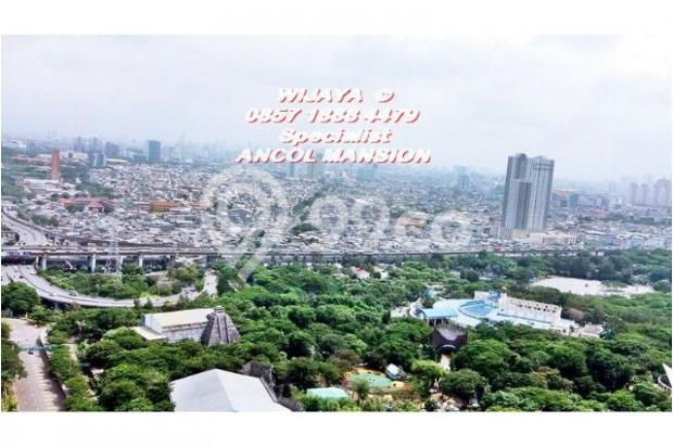DIJUAL Cepat Apartment Ancol Mansion 2Br (122m2-Hoek Jarang ada) 5533897