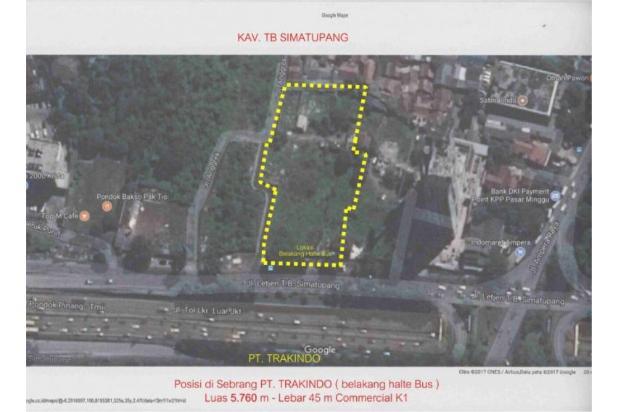 Rp259trily Tanah Dijual