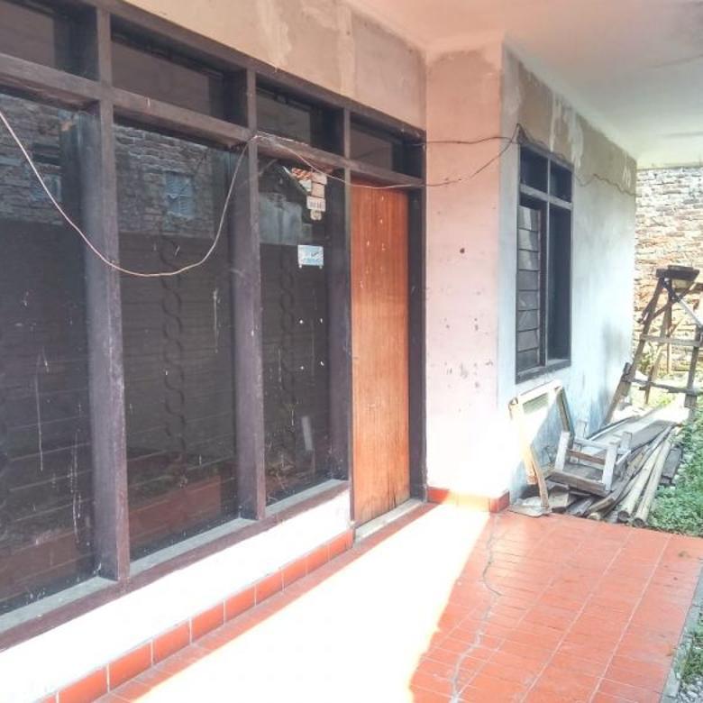 Rumah di Sayap BKR Hitung Harga Tanah