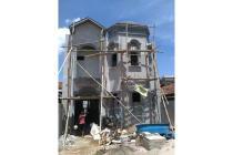 Dijual Rumah Baru Dua Lantai di Pondok Pinang, bisa kpr