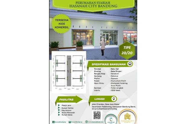 Booking segera perumahan Hasanah City Bandung 14317296