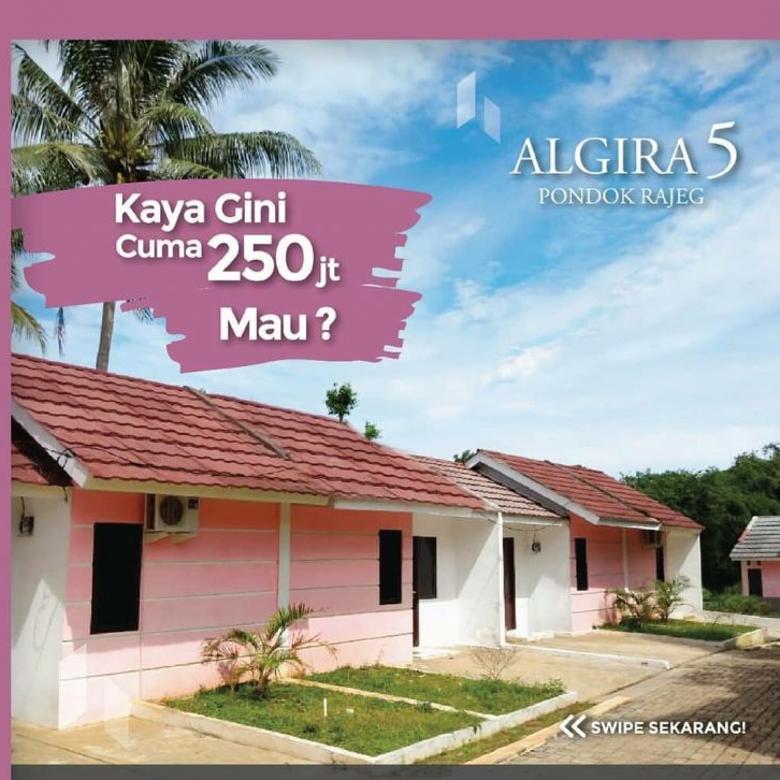 Rumah Siap Huni Full Furnished Tanpa Bunga Denda Sita Bogor