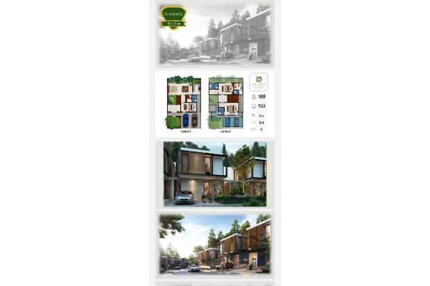 Rp5,16mily Rumah Dijual