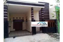 Rumah Coklat di Graha Persada Sentosa Grand PUP Bekasi