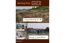 Dijual Kavling Murah Strategis di Jatinegara Indah Jakarta