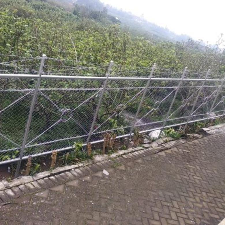 Tanah Luas dan Murah kebun apel di Translok Junggo Batu