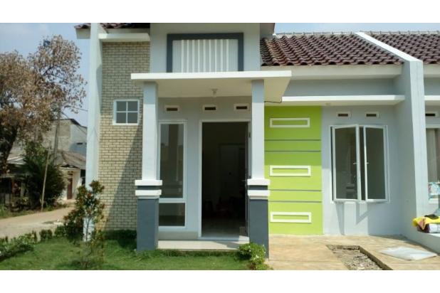 Rp387jt Rumah Dijual