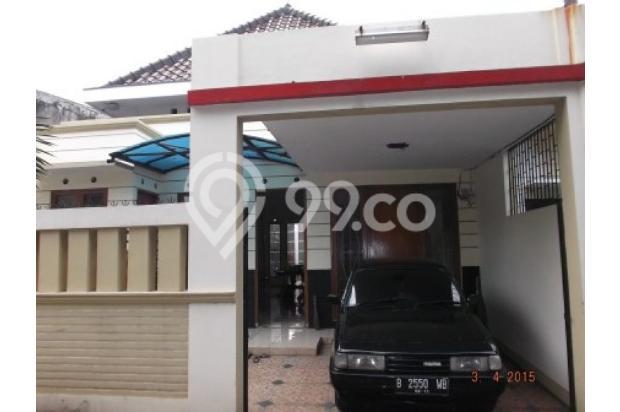 Dijual rumah idaman lokasi strategis di Jatibening Bekasi 2519129