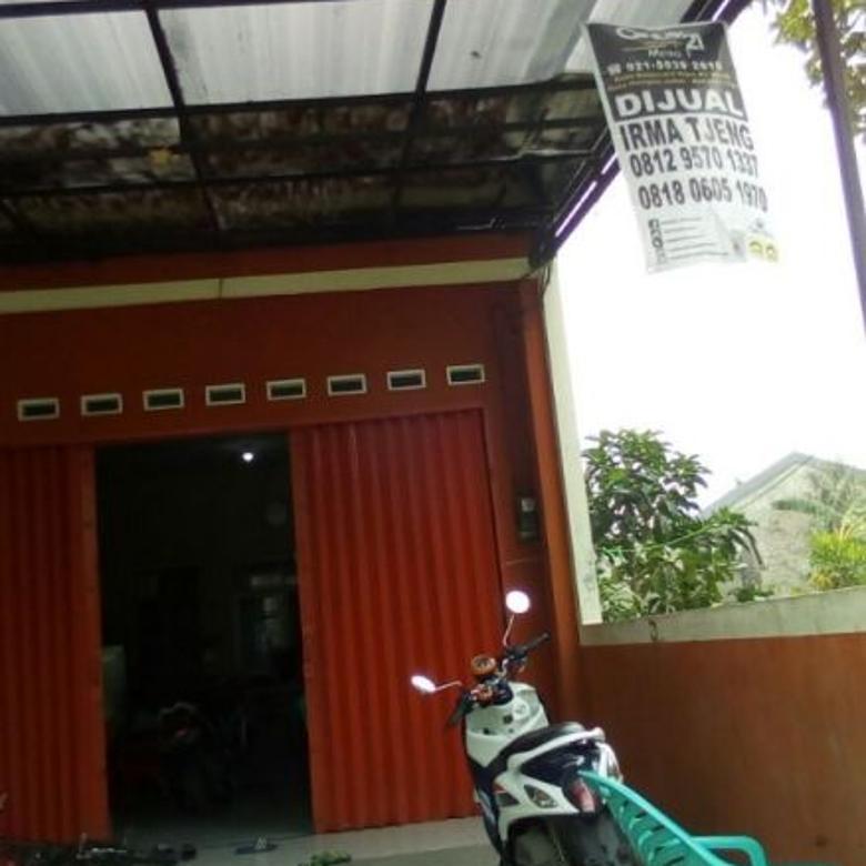 Dijual Ruko Luas 150 di Villa Mutiara Gading Bekasi