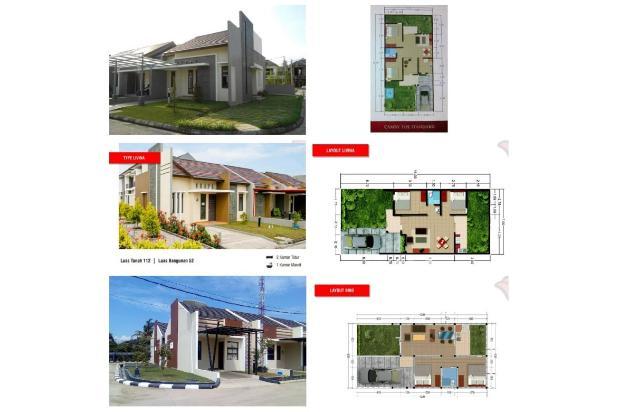 Perumahan mewah di Bandung lokasi strategis dekat pusat kota 15892889