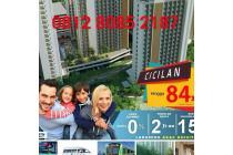 For Sale Apartemen Tanpa Dp Di Tangerang Selatan