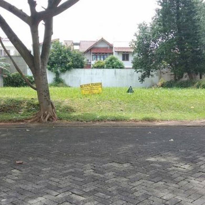 [1E679C] Jual Tanah 805m2 - Kemang Pratama Regency, Bekasi