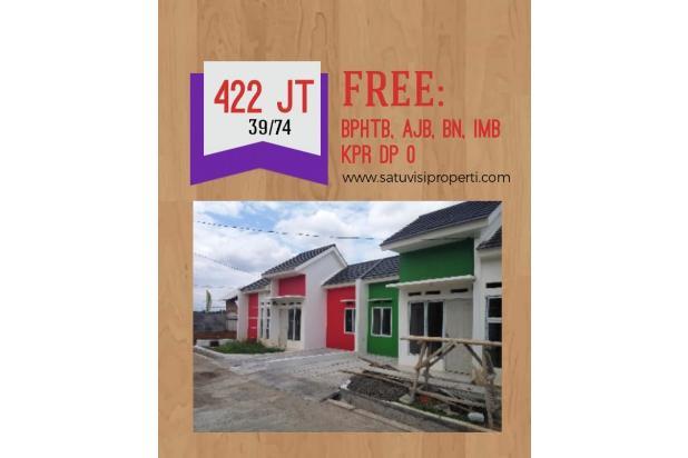 Rp422jt Rumah Dijual