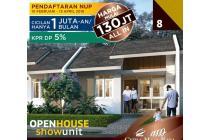 Dijual Rumah Murah di Citra Maja Raya Bedugul Lebak Banten