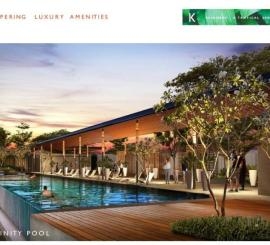 KASAMARA: NEW & PREMIUM LOW RISE APARTMENT IN SOUTH JKT
