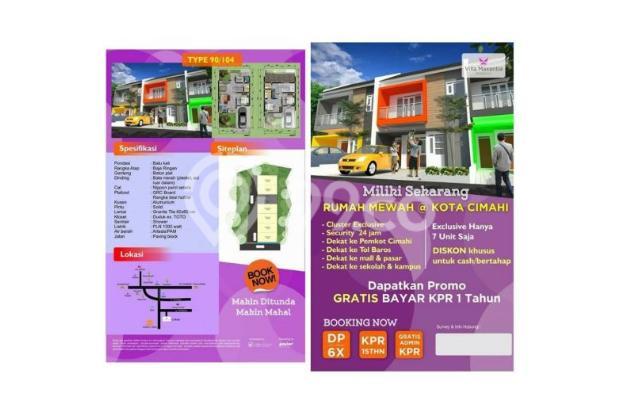 Rumah dijual strategis di cimahi 11918763