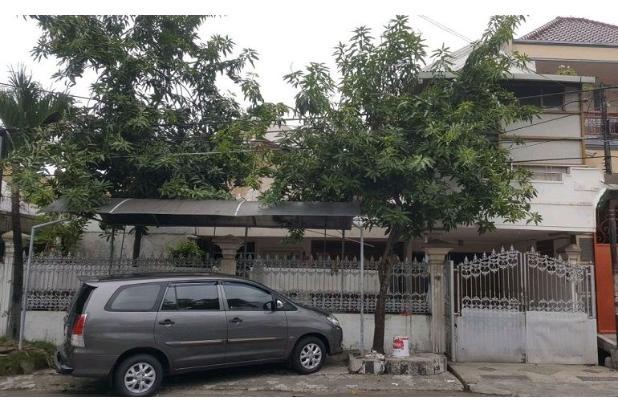 Rumah model lama strategis di Kertajaya Indah Timur, Surabaya 15145167