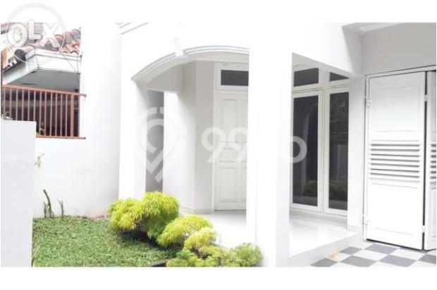 Rumah di Dalam Komplek Tebet Barat 10706471