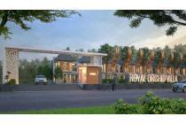 Rumah Syariah Konsep Villa Mewah Murah Cipageran Cimahi Royal Orchid Villa