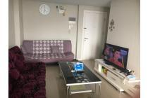 Apartemen Metropark Residence di Kebun Jeruk Fully Furnished type 2BR Harga Covid Langsung dari Owner/Pemilik