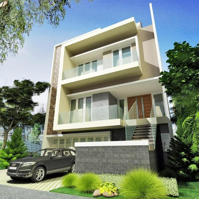 Rumah Baru di THE SPRING Cluster SCARLET Gading Serpong Tangerang