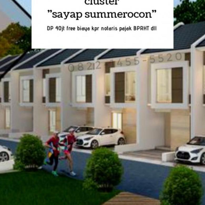OBRAL GEDE Rumah dkt SMAN 21 Riung Bandung Soekarno Hatta Cipa