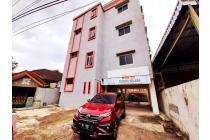 New Listing kost 4 lantai di Jl. Padang Selasa, Bukit Besar Palembang