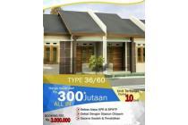 Rumah Minimalis Dkt Stasiun Citayam 200m dari Jl.Raya Ada angkot Dkt Masjid