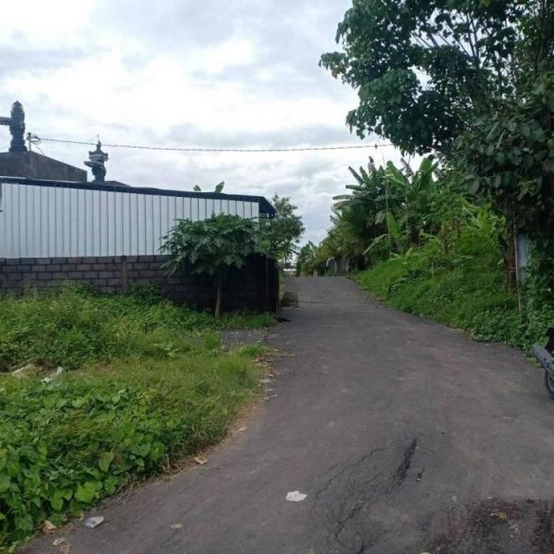Tanah  Deket Mie Kober Jln Ahmad yani Peguyangan Denpasar Bali