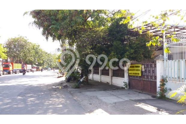 Rumah Tua Jual Tanah Di Rajawali Selatan Raya MP4243CH 17824454